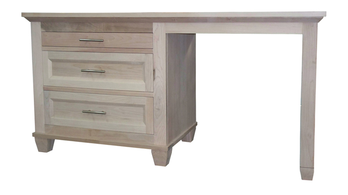 Custom sizes, configurations, wood and finishes available