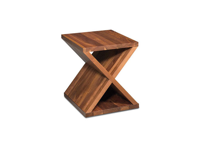 Part of a showstopper collection! End table is 20W x 20D x 24.25H. Shown in Character Cherry, Wood and finish options